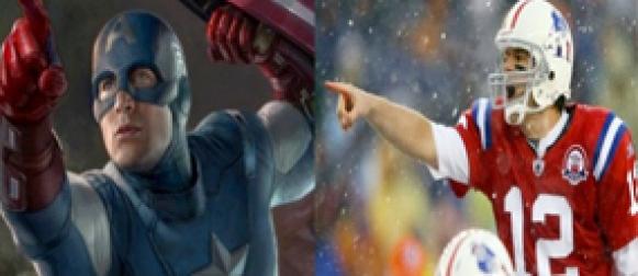 CAPTAIN AMERICA: The Tom Brady Story Part III