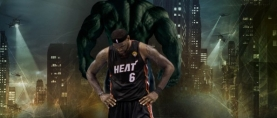 THE INCREDIBLE SULK: LeBron James' Identity Crisis