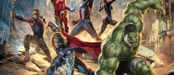 'THE AVENGERS' Teaser Trailer Arrives