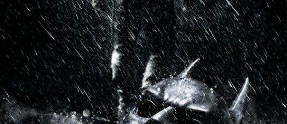 Official Teaser Poster for 'THE DARK KNIGHT RISES'