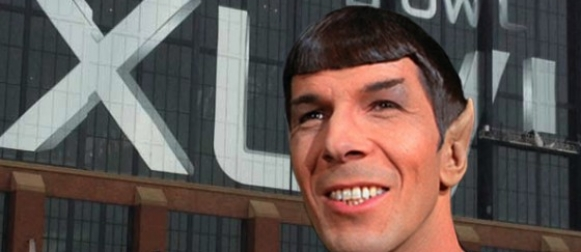 Spock's Super Bowl Preview: Day 1