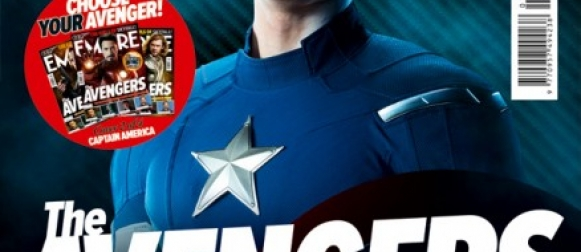 New Empire Magazine Covers for 'THE AVENGERS'