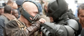 New Photos From 'THE DARK KNIGHT RISES'
