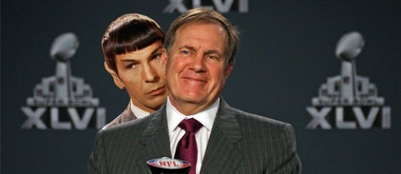 Profile Of A Vulcan: Bill Belichick