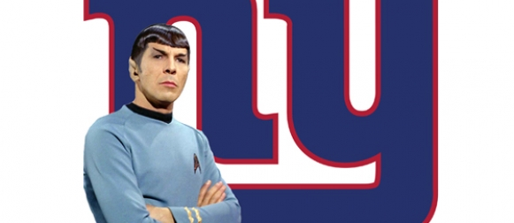 Spock's Top 3 Reasons Why The Giants Will Win