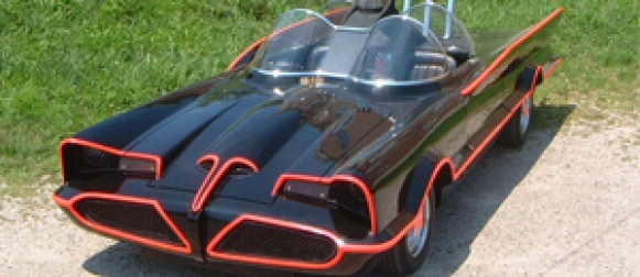 Famous Batmobiles to compete in drag race