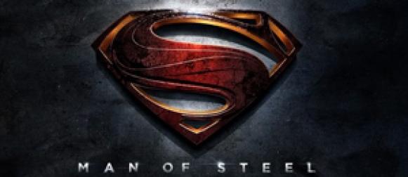 Official Logo For 'MAN OF STEEL' Revealed