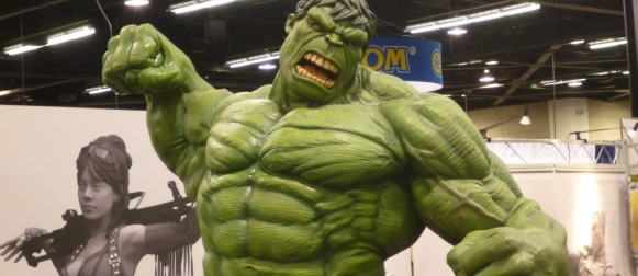 A few great photos from WonderCon 2012