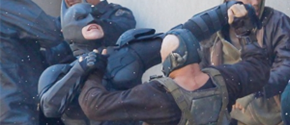 New Trailer For 'THE DARK KNIGHT RISES' Attached To 'AVENGERS'
