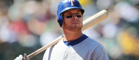 Josh Hamilton Blasts 4 Home Runs