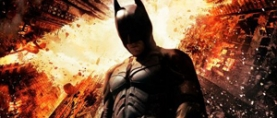 New movie poster for 'THE DARK KNIGHT RISES'