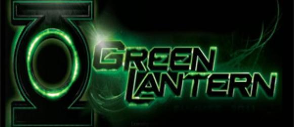 Early draft of 'GREEN LANTERN' script