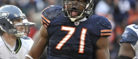 One-on-One with Israel Idonije of the Chicago Bears: Part One