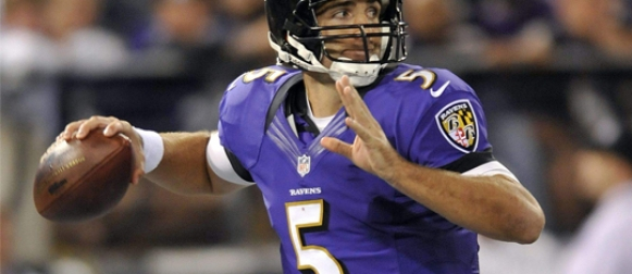 Let's Hold Off On Calling Joe Flacco <i>'Elite'</i>