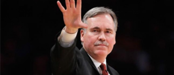 Lakers hire Mike D'Antoni as head coach
