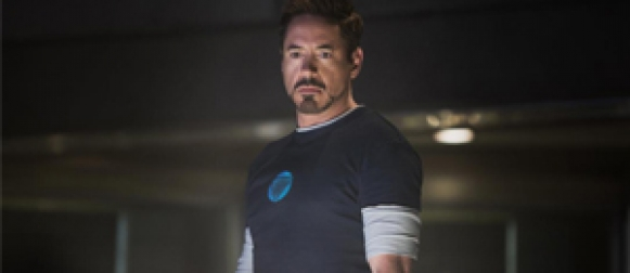 Four new photos from 'IRON MAN 3'