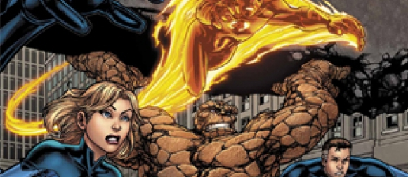 'FANTASTIC FOUR' Reboot Set for 2015