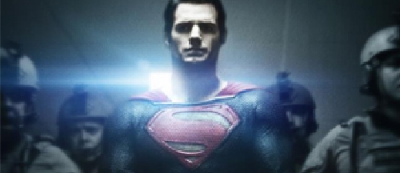 New 'MAN OF STEEL' poster shows Superman in handcuffs