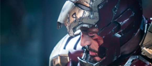 New stills from 'IRON MAN 3'