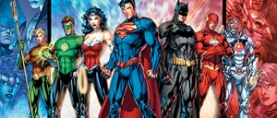 Has the 'JUSTICE LEAGUE' lineup been set?