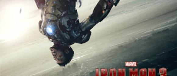New Poster for 'IRON MAN 3'