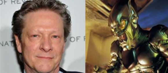 Chris Cooper to play Norman Osborne in 'THE AMAZING SPIDER-MAN 2'