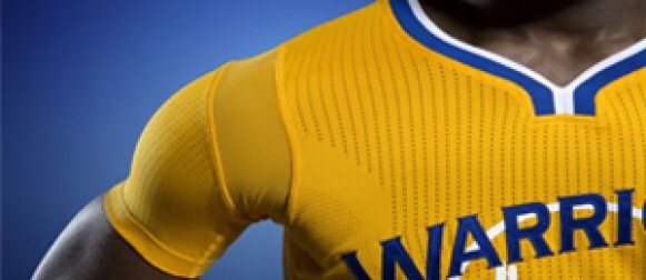 Golden State Warriors to add sleeves to their uniforms