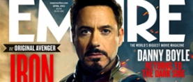 More 'IRON MAN 3' promo photos