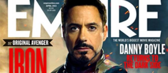 More 'IRON MAN 3' promo photos