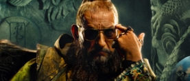 'IRON MAN 3' poster shows the Mandarin