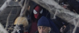 New set photos from 'THE AMAZING SPIDER-MAN 2'