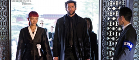 New images from 'THE WOLVERINE'