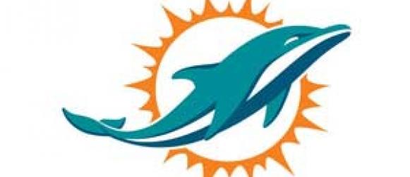 Miami Dolphins unveil new logo