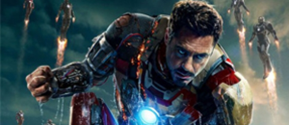 New Theatrical Trailer for 'IRON MAN 3'
