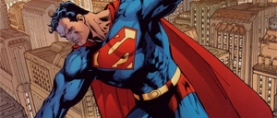 J.J. Abrams talks 'SUPERMAN: FLYBY'