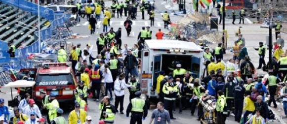 BREAKING NEWS: Explosions Rock Boston Marathon