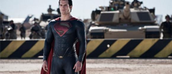 Zack Snyder talks 'MAN OF STEEL'