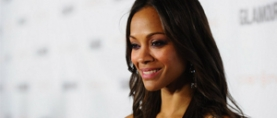'GUARDIANS OF THE GALAXY' adds Zoe Saldana