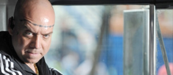 First Look: Paul Giamatti as Rhino in 'THE AMAZING SPIDER-MAN 2'