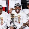 Miami Heat win second straight NBA title