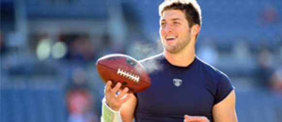 Tim Tebow to sign with Patriots