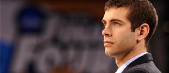 Celtics hire Brad Stevens as head coach
