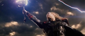 New trailer for 'THOR: THE DARK WORLD'