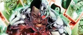 Ray Fisher cast as Cyborg in 'BATMAN VS. SUPERMAN'