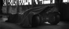 New Batmobile teased for 'Batman vs. Superman'