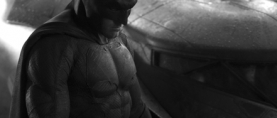First photo of Ben Affleck as Batman in 'BATMAN VS. SUPERMAN'