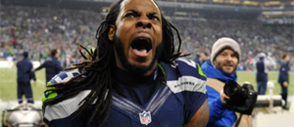Richard Sherman signs record deal with the Seahawks