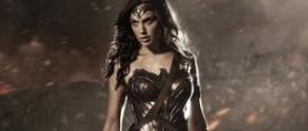 First Look: Gal Gadot as Wonder Woman