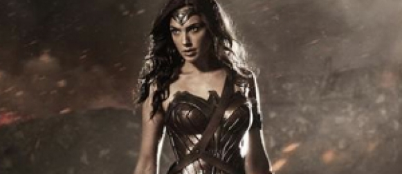 First Look: Gal Gadot as Wonder Woman