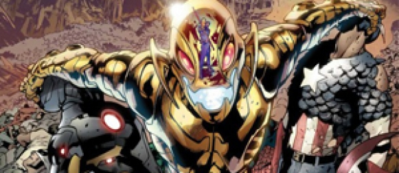 First photo of Ultron in 'AVENGERS: AGE OF ULTRON'